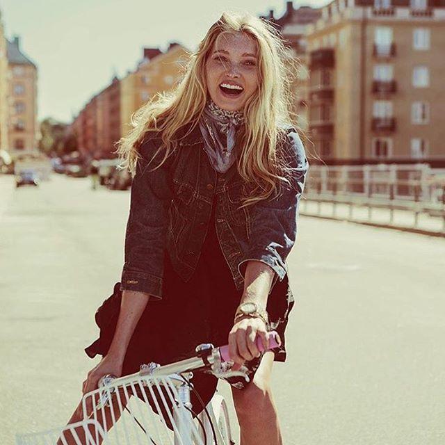 Sekrety znanych modelek - Elsa Hosk