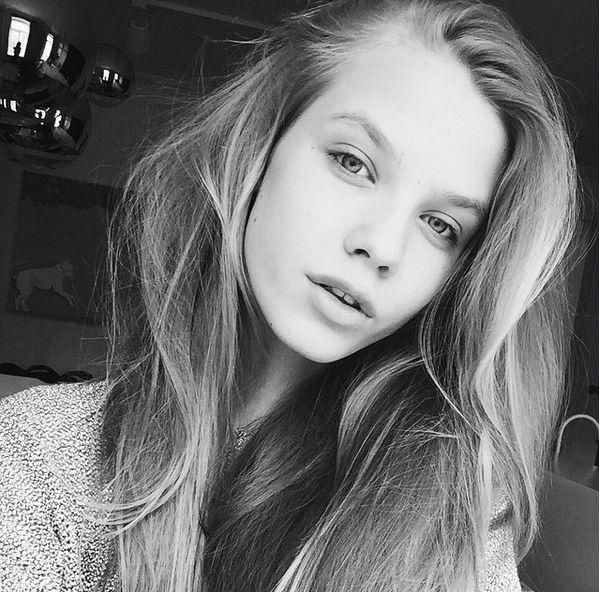 Iga Lis na Instagramie - ma sznasę na karierę modelki?