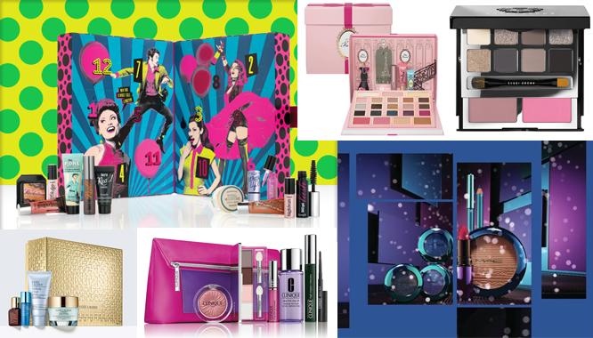 Świąteczne edycje kosmetyków - przegląd nowości
