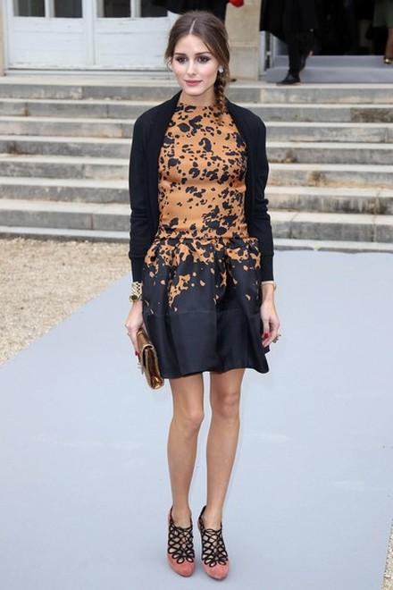 Gwiazdy na wiosennym pokazie Diora