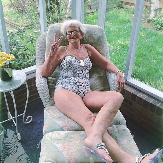 Znacie już Baddie Winkle - twerkającą 86-latkę (FOTO)