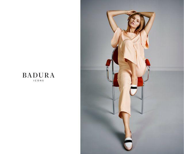 Badura Icons - świetny lookbook z Anetą Kręglicką i Magdaleną Frąckowiak (FOTO)