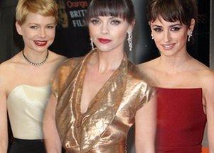 Najpiękniejsze kreacje BAFTA 2012