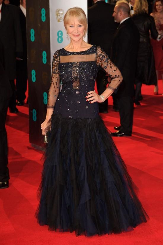 Parada gwiazd na rozdaniu nagród BAFTA 2014 (FOTO)