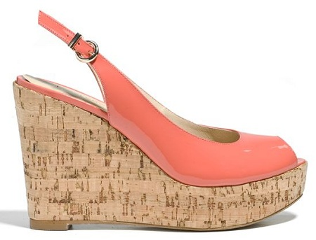 Buty na koturnie - przegląd lato 2013