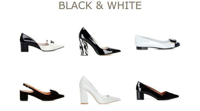Baldowski Black&White -
