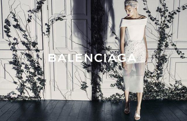 Pełna kampania Balenciaga na wiosnę-lato 2014 (FOTO)