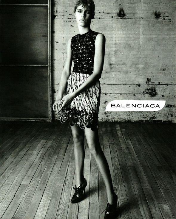 Balenciaga - Spring/Summer 2013 (FOTO)