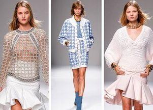 moda wiosna lato 2014
