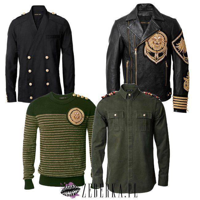Znamy ceny ubrań z kolekcji BalmainXH&M! Już od... 59,90 zł