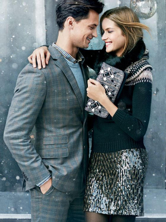 Banana Republic Holiday 2013