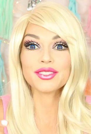 Brak Pomysłu Na Halloweenowy Look Przemień Się W Barbie Zeberkapl
