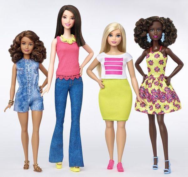 Doczekaliśmy się! Od dziś Barbie ma wszystkie typy sylwetki!