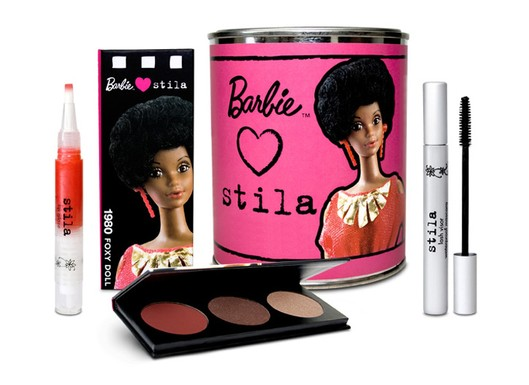 Barbie Loves... Stila