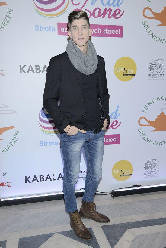 Michał Baryza ostro odciął się od przyjaźni z Top Model
