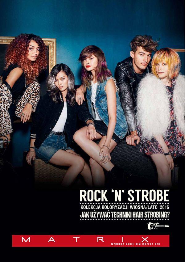 Matrix – Rock'n'strobe – hair strobing