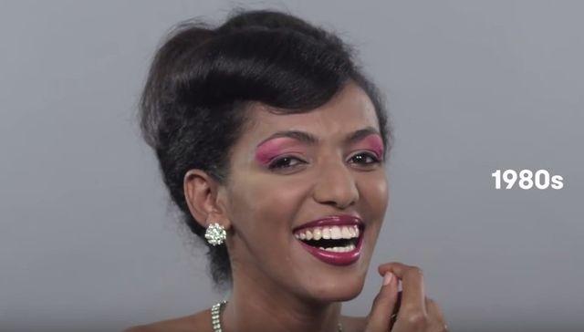 100 lat piękna w minutę, czyli ideał kobiecej urody Etiopii