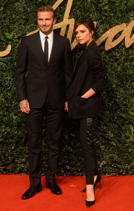 Victoria Beckham nie może pochwalić się idealną figurą?