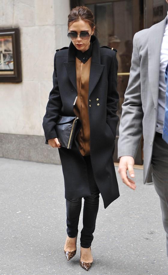 Kasia Struss jest ulubioną modelką Victorii Beckham!