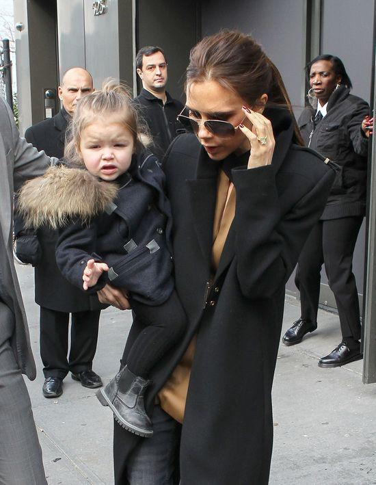 Victoria Beckham opowiada o macierzyństwie w Vogue China