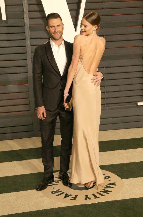 Behati Prinsloo i Adam Levine zostaną rodzicami!