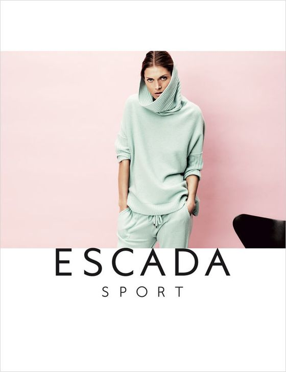 Małgosia Bela w kampanii Escada i Escada Sport (FOTO+VIDEO)