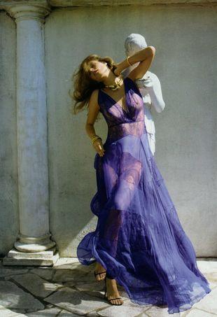 Małgosia Bela w japońskim Vogue