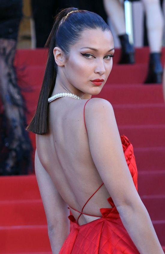 To, jak Bella Hadid szykuje się do Victoria's Secret, wprowadza fanów w...