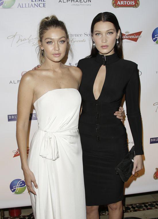 Bella Hadid farbuje włosy, by odróżnić się od Gigi?!