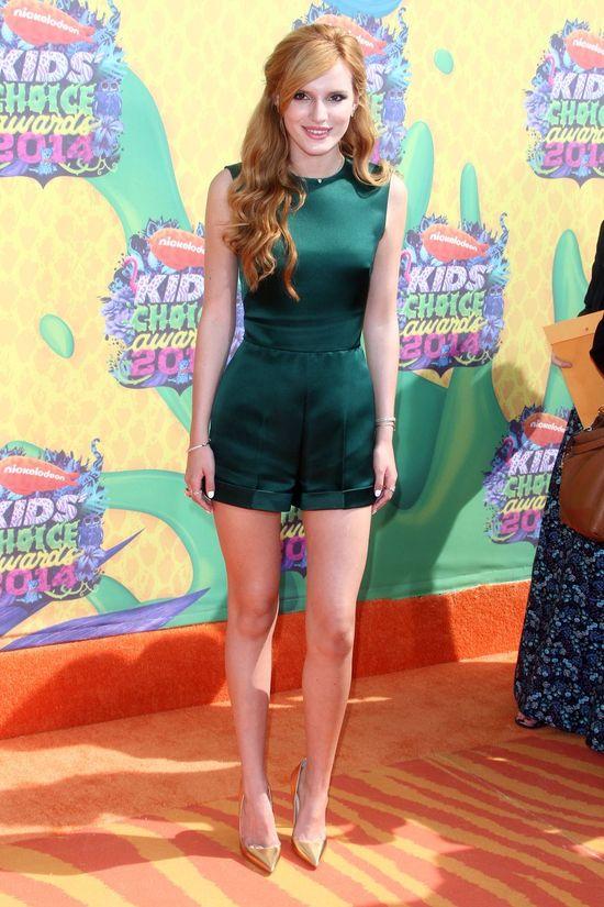 Bella Thorne zachwyciła w zieleni? (FOTO)