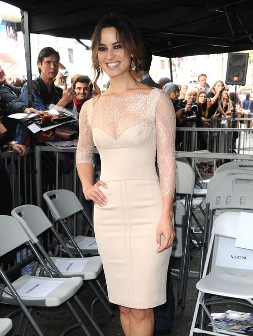 Berenice Marlohe w sukience Elie Saab (FOTO)