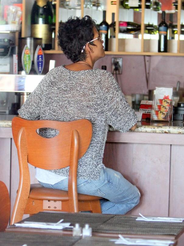 Halle Berry w codziennej stylizacji