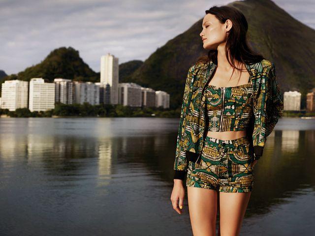 Gorący katalog Bershka - Meet me in Rio (FOTO)