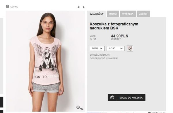 Maffashion na t-shirtach Bershki (FOTO)