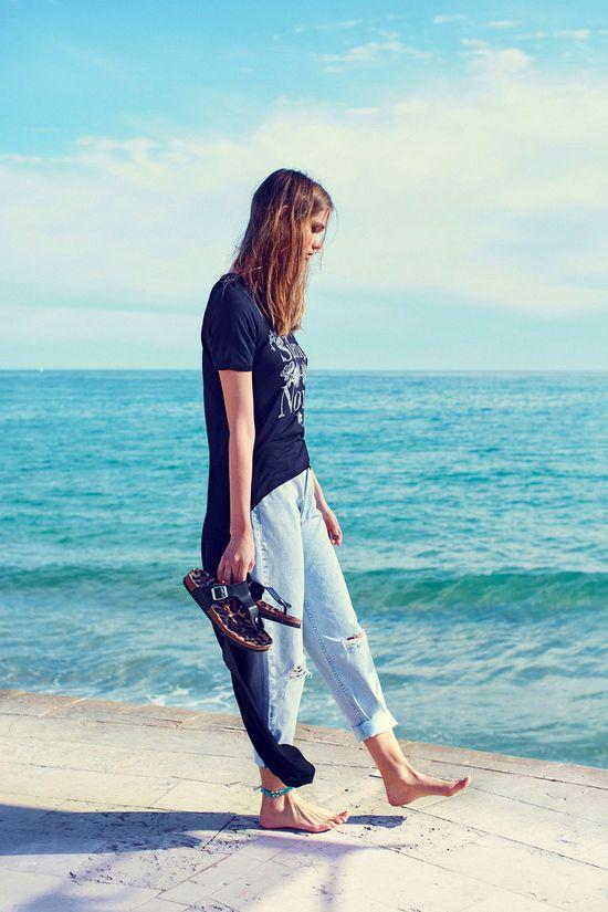 Bershka na lato, czyli nowy lookbook z młodzieżową modą