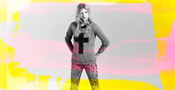 Bershka BSK lookbook listopad 2013