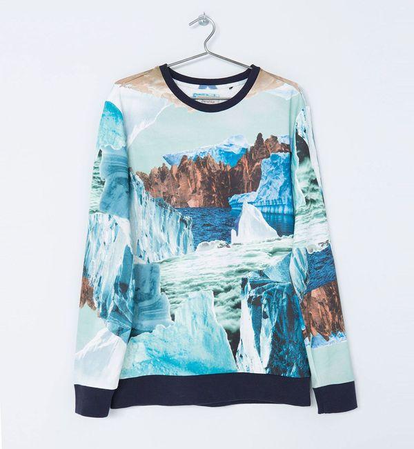 Męska bluza - dlaczego miałabyś jej nie nosić? (FOTO)