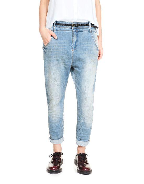 Jesienny przegląd sieciówek - jeansy typu boyfriend (FOTO)