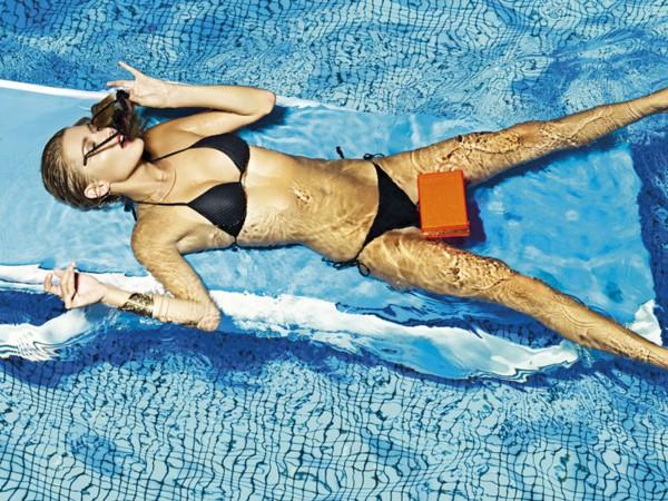 Bershka stroje kąpielowe lato 2013