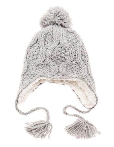 Zimowe dodatki - nauszniki, kominy, szale, rękawiczki (FOTO)