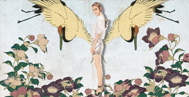 Bershka kolekcja sukienek lato 2013