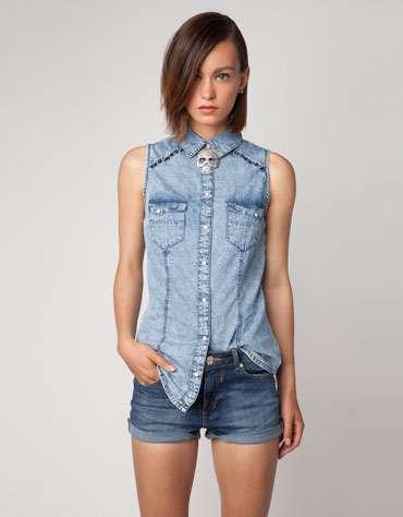 Przegląd koszul i kurtek jeansowych
