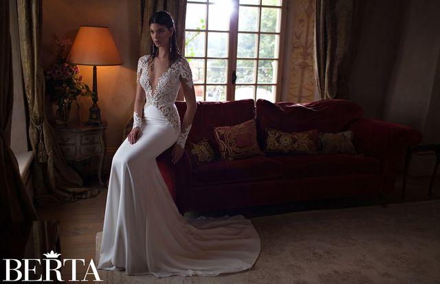 Czarujące suknie ślubne od Berta Bridal (FOTO)