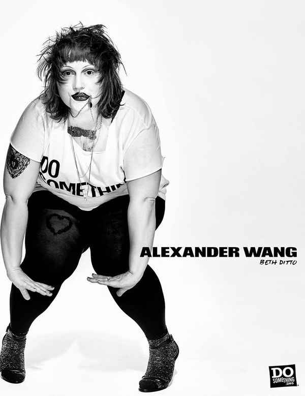Masa gwiazd w charytatywnej kampanii Alexandra Wanga (FOTO)