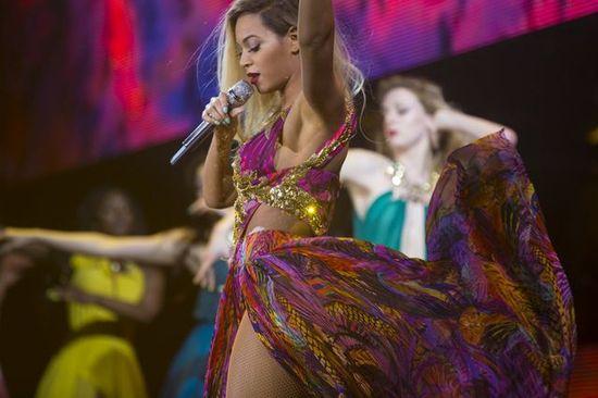 Koszmarnie wyretuszowana Beyonce (FOTO)