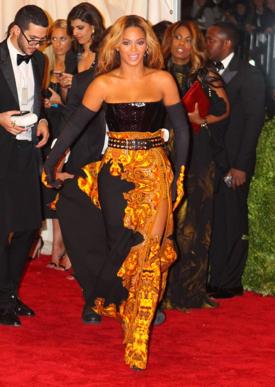 Beyonce Knowles w Givenchy (FOTO)