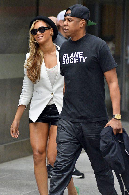 Randkowa stylizacja Beyonce (FOTO)