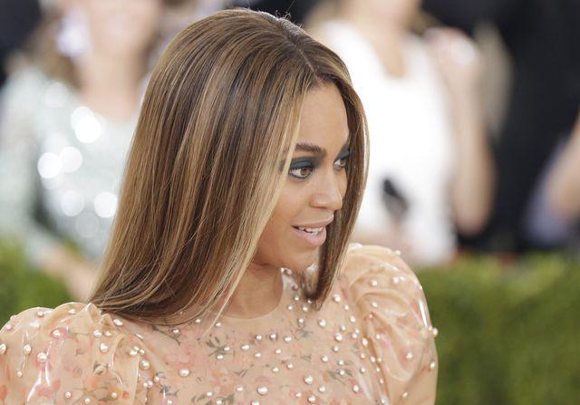 Beyonce na Gali MET 2016