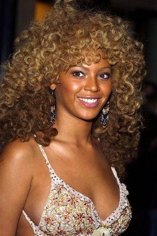Beyonce ponownie wybielona