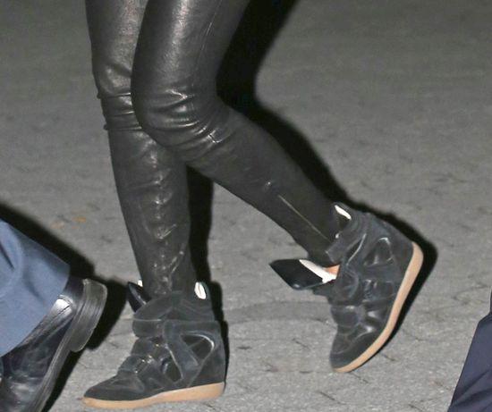 Beyonce w lenonkach i sneakersach (FOTO)